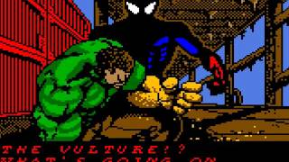 Spider-Man 2: The Sinister Six GBC(1)