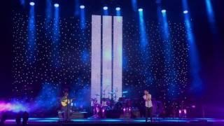 Imagine Dragons - Rise Up (Acoustic) live @ Arena Verona - 10 Luglio 2017 [4K]