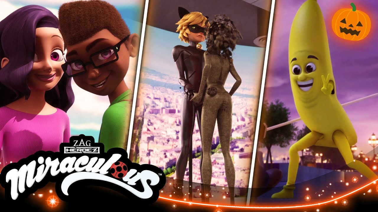 Download MIRACULOUS | 🎃 HALLOWEEN SPECIAL 2021 👻🦋 | Tales of Ladybug and Cat Noir