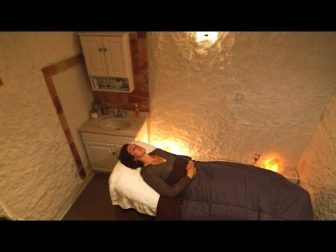 Can Salt Therapy Rooms Help Alleviate Respiratory Issues?