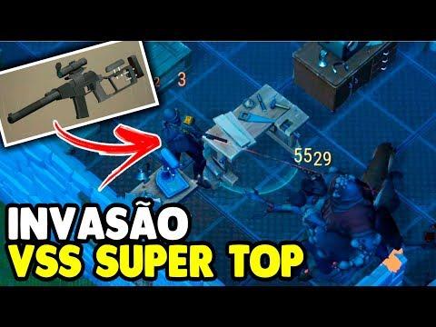 INVASÃO Com VSS SUPER TOP na ATT 1.9.7 - Last Day On Earth