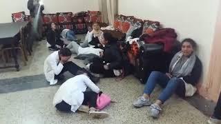 حالة هستيرية لتلاميد الدار البيضاء والسبب سحر من فقيه