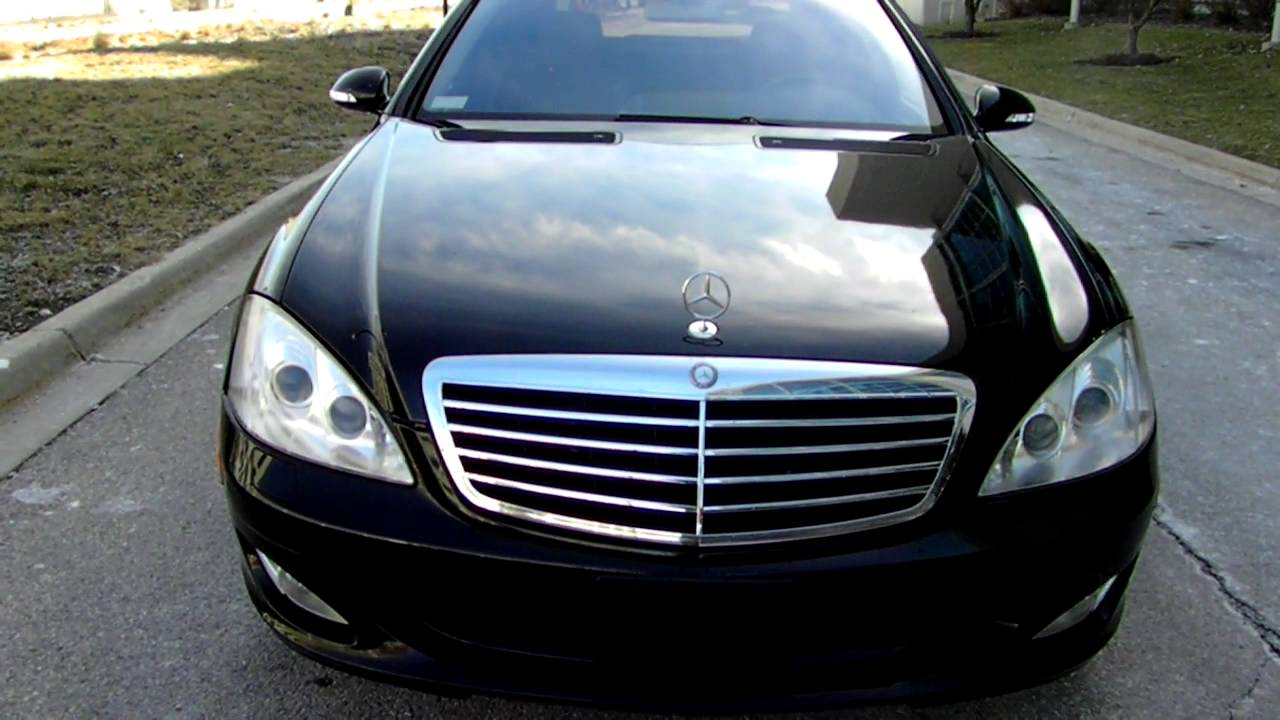 2008 mercedes benz s550 4matic youtube for Mercedes benz 2008 s550 for sale