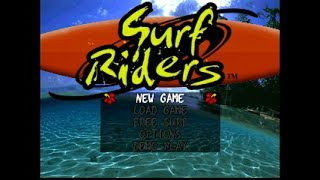 Surf Riders - PS1 (2000)