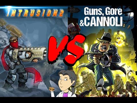 [Game Battle] Intrusion 2 vs Guns, Gore & Cannoli от ASH2