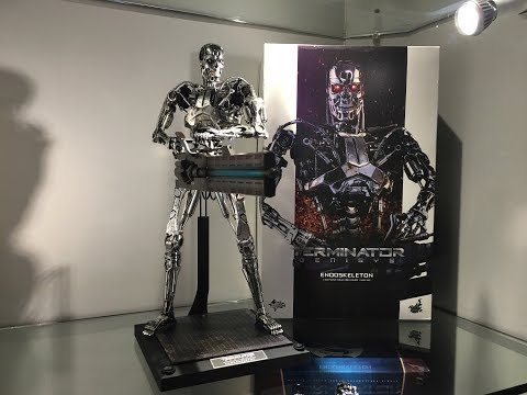 1/6 Endoskeleton from Terminator Genisys by Hot Toys