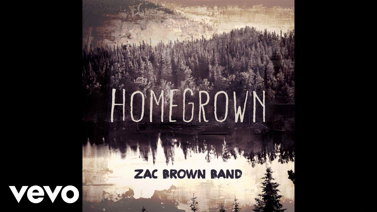 Zac Brown Band - Homegrown (Official Audio)