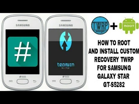 Root Samsung Galaxy Star Pro [GT S7262] without using RECOVERY mode