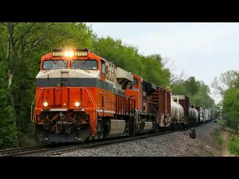 NS 8105 (Interstate) Genoa Illinois.