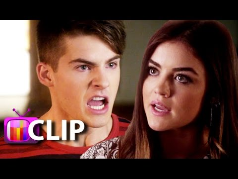 'Pretty Little Liars': Mike Flips Out On Aria