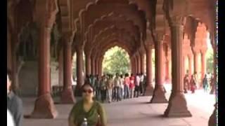 Red Fort Delhi - Tourist places in Delhi India
