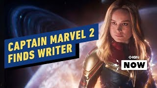 Captain Marvel 2 Finds Screenwriter From WandaVision Series