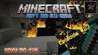 Minecraft - Foxy's Mod Mix [23] - Refining Rocket Fuel