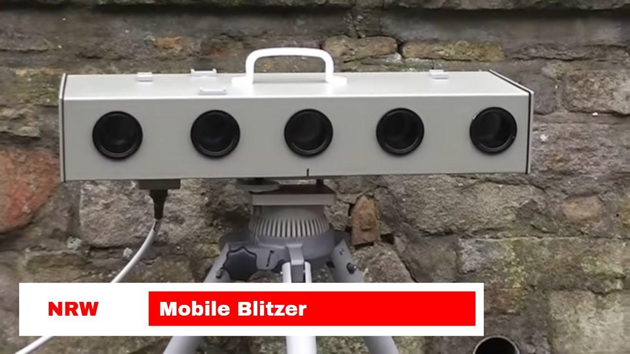 Blitzen Mobile Blitzer