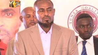 presidential aspirant abduba dida launches his tunza coalition