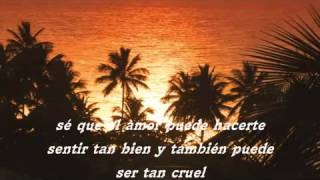 Lionel Richie- Tender Heart (spanish)