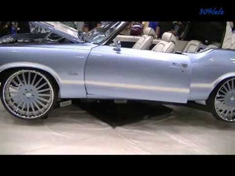 1972 Oldsmobile Cutlass On 24 Quot Forgiato Andata Staggered