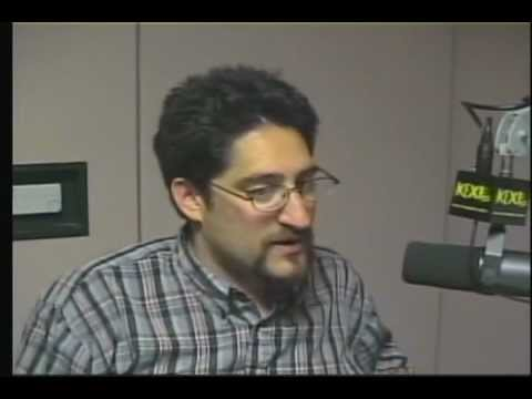 TalkingStickTV - Aaron Glantz - How America Lost Iraq