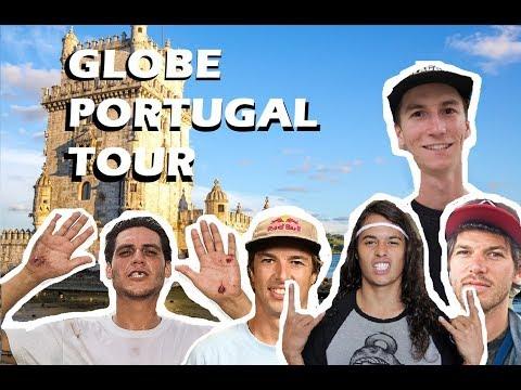 Globe Team in Lisbon