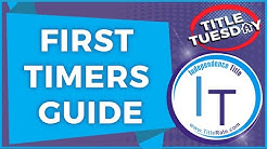 First Timers Guide to Title Insurance