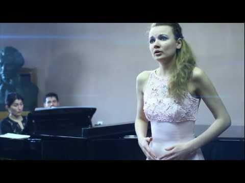 C.W.Gluck. Recitative and aria of Orfeo - Anna Starushkevych