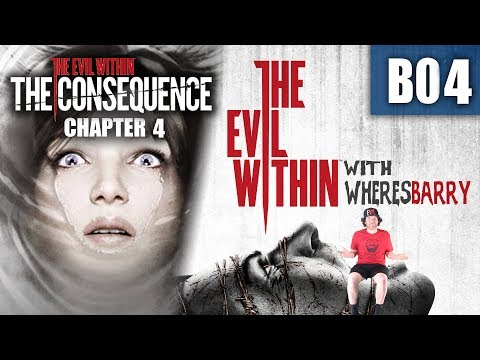 THE EVIL WITHIN | The Consequence DLC | B04 | A Ghost Is Born | Let's PLAY IT PRIMETIME
