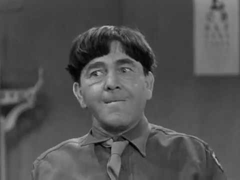 The Three Stooges 095 Rhythm and Weep 1946 Curly, Larry ...