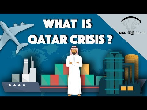 Qatar crisis simplified