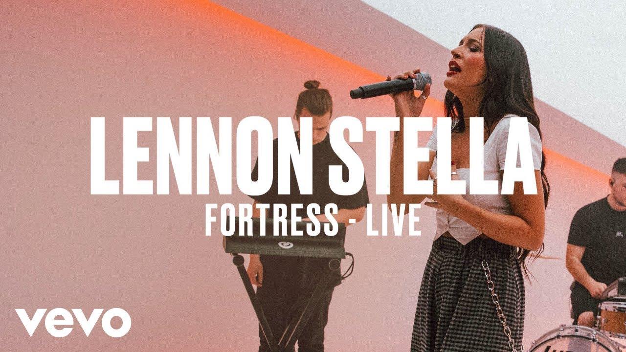 Lennon Stella — Fortress (Live) | Vevo DSCVR