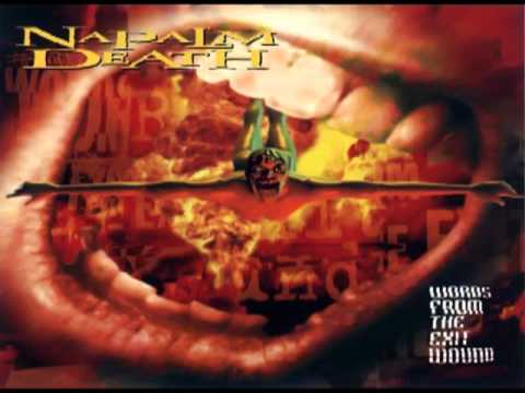 Napalm Death (Words from the Exit Wound) - [Full Album] thumb