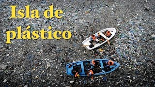 Lugares HORRIBLES para vivir: Isla Basura