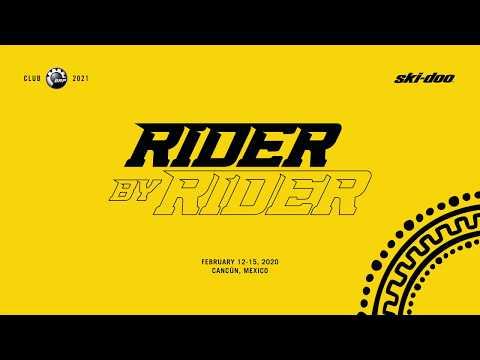 Club BRP 2021 | Ski-Doo - Global Product Reveal
