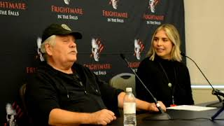 William Forsythe Q& A Frightmare At The Falls