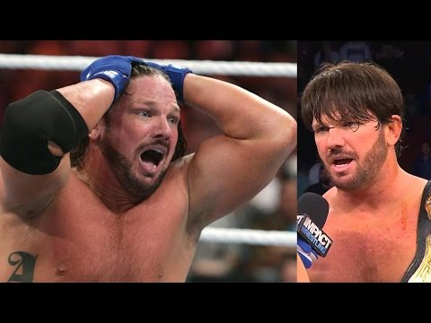 10 Things WWE Wants You To Forget About AJ Styles