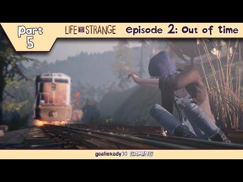 "Life is Strange: Episode 2 Part 5  ""Guns n' Trains'"""