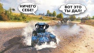 ТАНКИ приколы КВ-2 поразил, забавный World of Tanks #167