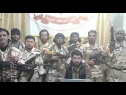 الجيش الحر يتبنى اغتيال سمير القنطار  20_12_2015