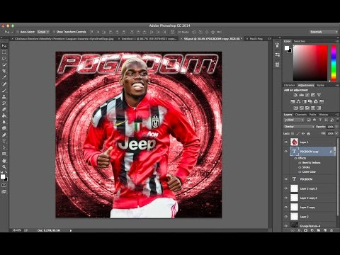 Times Change Paul Pogba Man United:Juventus Edit Tutorial!