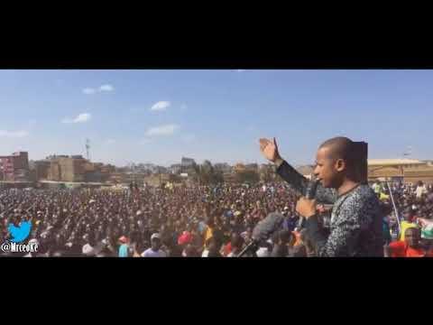 Tubidy io marehemu matiangi  Babu Owino full speech today at baba dogo  Mr  C E O2