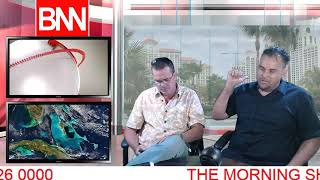 The Morning Show on Bahamas News Network. 21 sept 2018