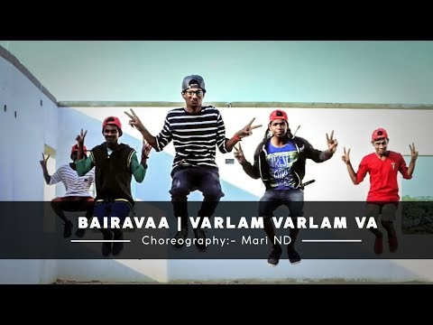 Bairavaa - Varlaam Varlaam Vaa | MND Crew...