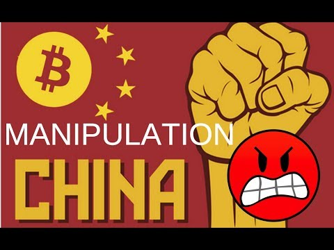 CHINA TRYING TO CONTROL BITCOIN AND CRYPTOCURRENCY