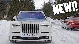 The £400,000 Rolls Royce Phantom: A Sensible Review!!