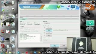 """Como instalar un custom recovery en la Samsung Galaxy Tab 3 7"""""""