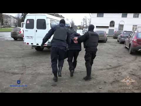 СОБР в Костроме задержал ОПГ