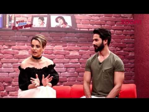 What Does Rangoon Mean To Shahid & Kangana| YMS 2| Sat,25th Feb