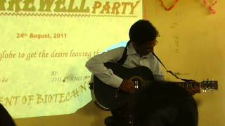 Download Hindi Video Songs - Abhijit Mitra's last performance at DBT, AUS