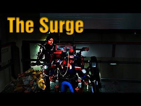 The Surge - Parte 8 - Central Operations B: Irina e Atalhos - Gameplay com Luan Lee