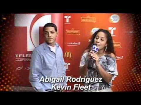 Abigail Rodriguez & Kevin Fret - YouTube