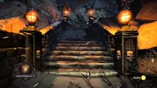 MKX Krypt - Where to find the Kamidogu